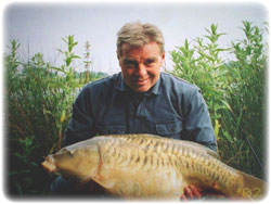 double figure carp from windmill fen lake peterborough
